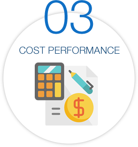 03 COST PERFORMANCE